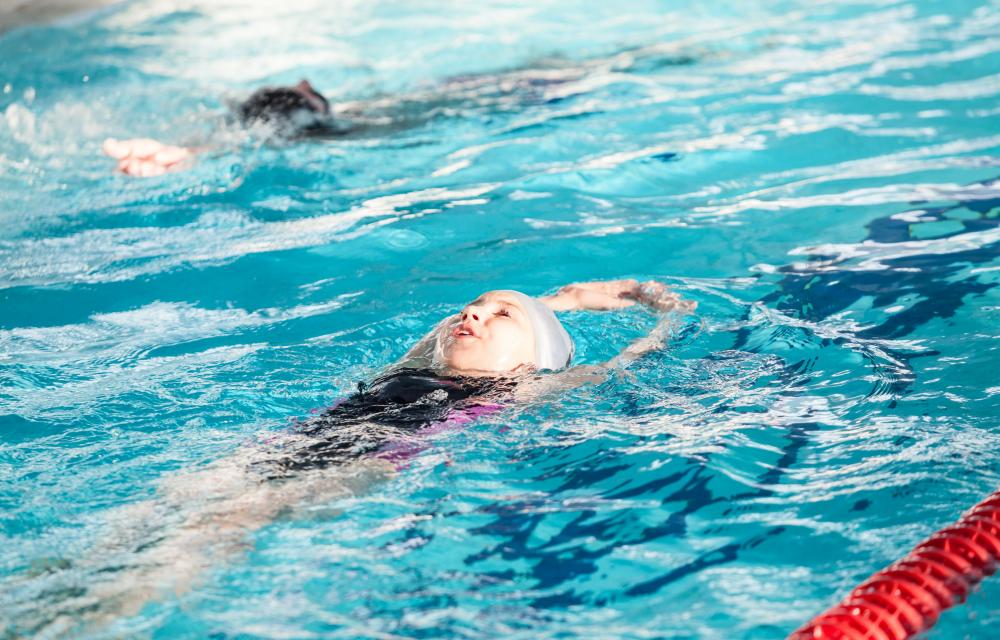diploma a zwemschool